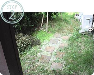 step2 | 現場の確認